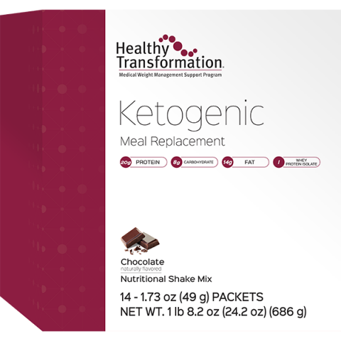 HT Ketogenic Meal Replacement